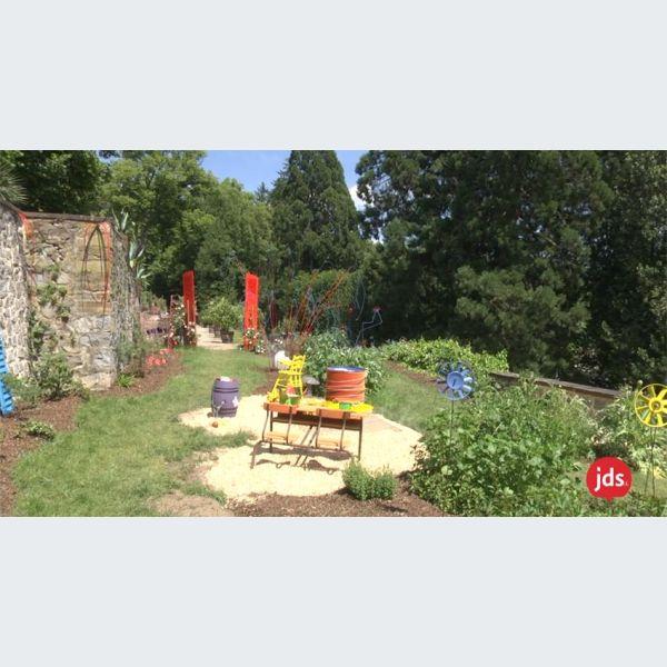 12e festival des jardins m tiss s alice au jardin des for Au jardin d alice