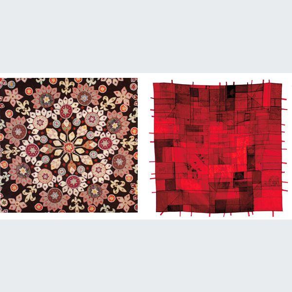 Carrefour europ en du patchwork sainte marie aux mines 2009 foire et salon - Salon du patchwork sainte marie aux mines ...