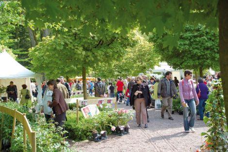 15e Marché aux Plantes du Zoo de Mulhouse 2017