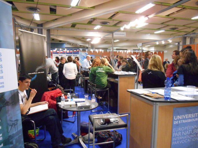 16 me forum formation franco allemand strasbourg foire et salon pmc - Salon de la musique strasbourg ...