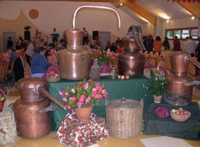 Fête de la Distillerie et du Pressoir à Wegscheid