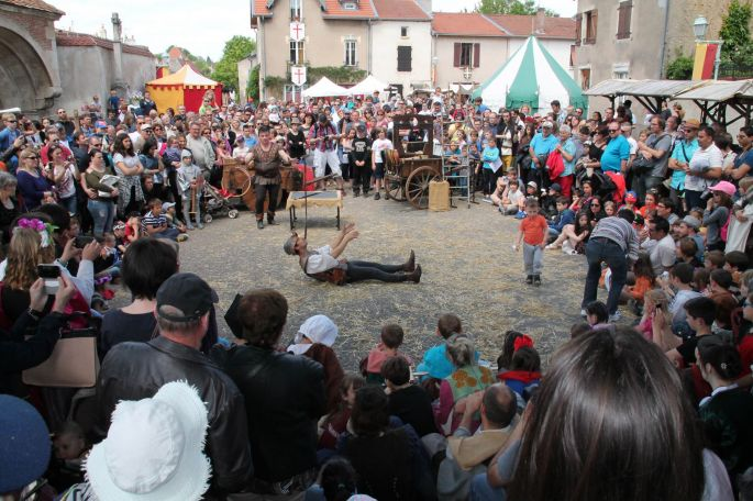 19ème Journée Médiévale de Liverdun 2018