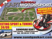 1er meeting tuning de Sundgau Kart