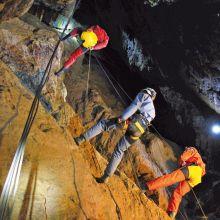 20 000 lieues sous la terre... Vous êtes au parc minier Tellure !
