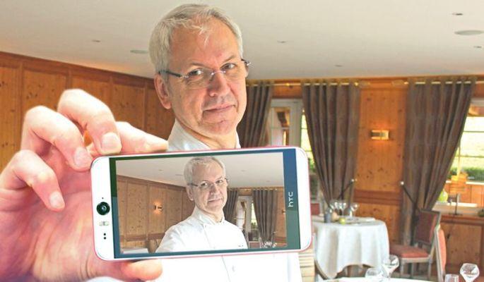 Jean-Michel Eblin, chef très discret et réservé, nous a néanmoins fait confiance pour cette drôle d\'interview!