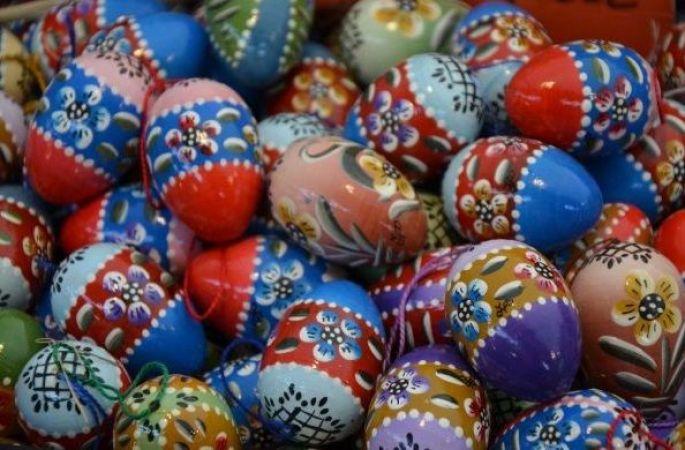 Des œufs par ci, des œufs par là !