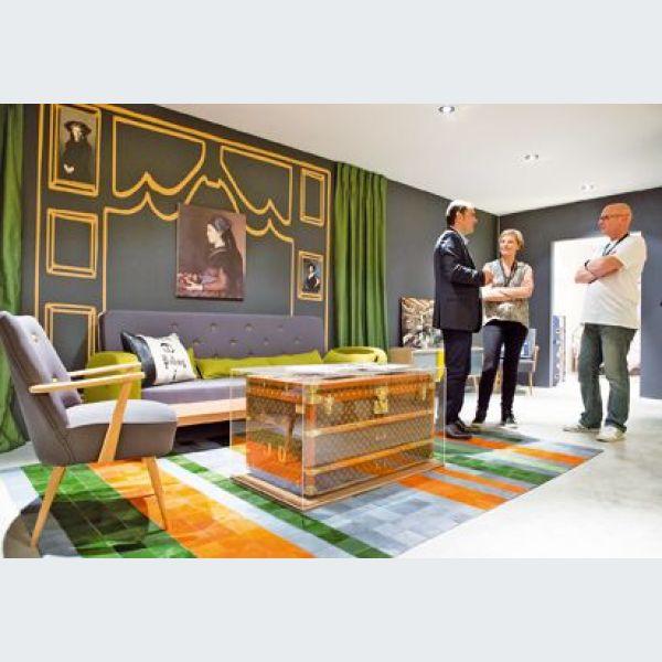 21e salon maison d coration 2014 colmar parc expo for Decoration maison salon strasbourg