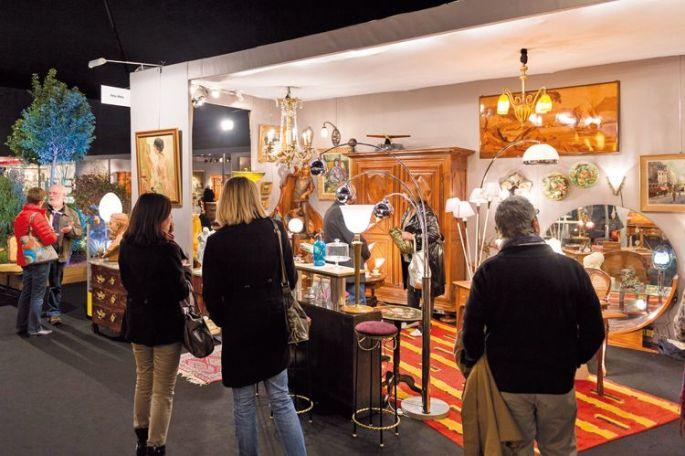 Plus de 260 exposants se retrouvent au Salon Maison Déco: il y en a, des choses à voir!
