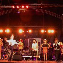 33ème tournée d\'été de la Choucrouterie : Dites 33 !!