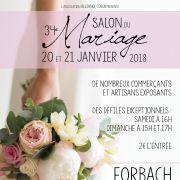35e Salon du Mariage à Forbach 2019