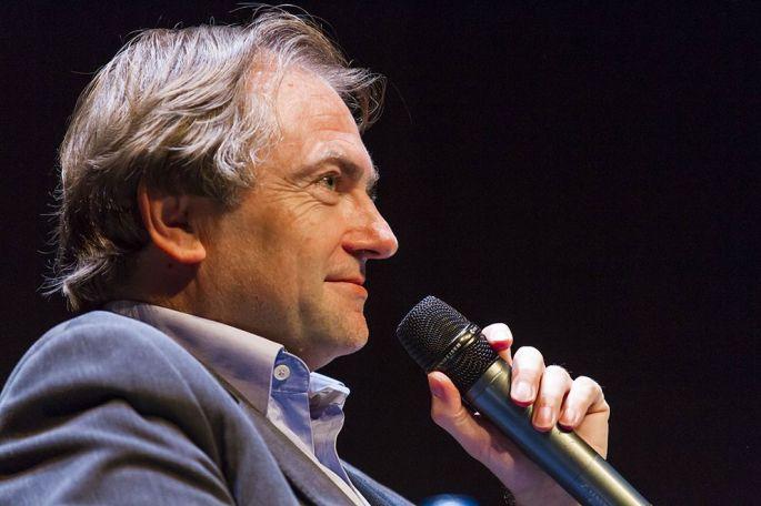 l'écrivain Didier Van Cauwelaert sera l\'un des invités d\'honneur du Forum du Livre