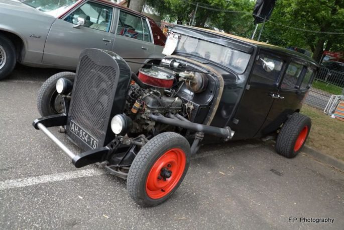 Un sacré Hot-Rod !