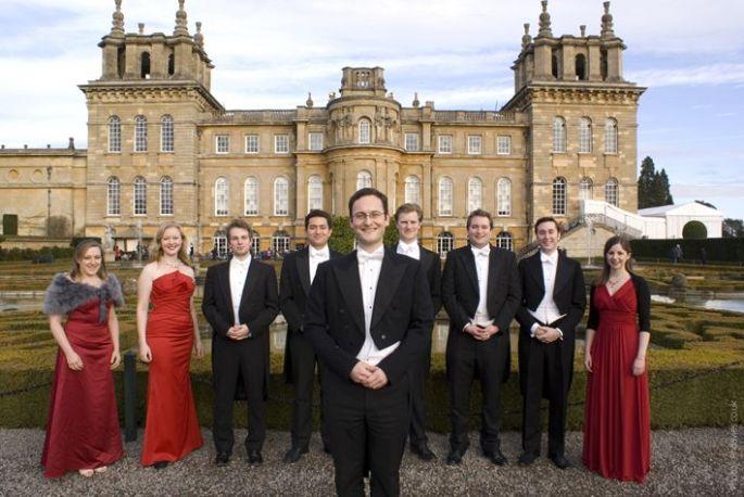 The Blenheim Singers au 38ème Festival International d'Orgue de Masevaux 2014