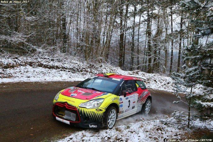 Rallye régional de Nancy