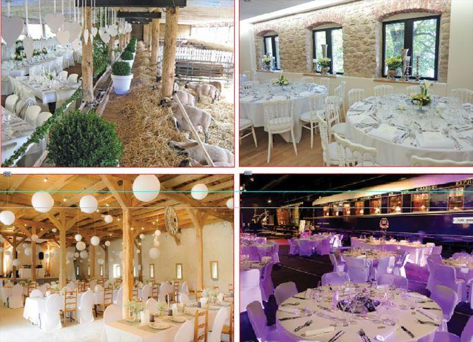 Dans une grange, une bergerie, un château ou un musée...Quelques exemples de lieux insolites pour se marier en Alsace
