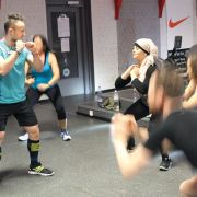 45 minutes de Cross Training au Gymnase Fitness Club !
