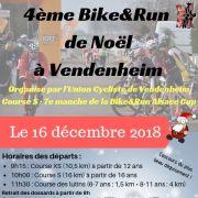 4e Bike&Run de Noël