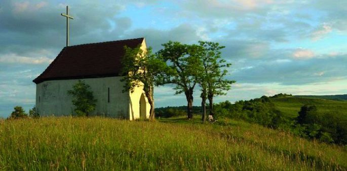 La chapelle Sainte-Croix