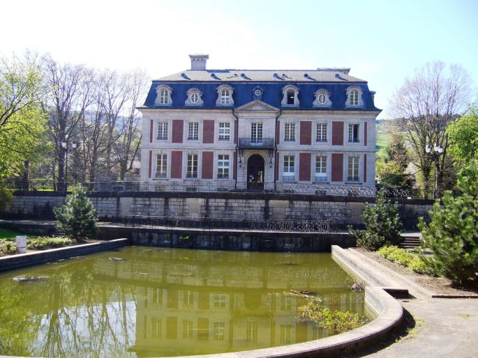 La villa André Burrus et son jardin extraordinaire