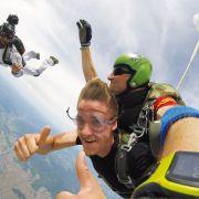 50 secondes de chute libre... avec Alsace Parachutisme à Colmar