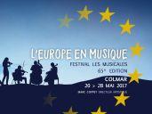 65ème Festival Les Musicales de Colmar 2017