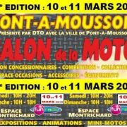 6e Salon de la Moto à Pont-à-Mousson