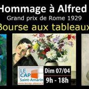 Bourse aux tableaux anciens 2019 à Saint Amarin