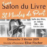 7ème Salon du Livre de Saint-Nicolas-de-Port 2019