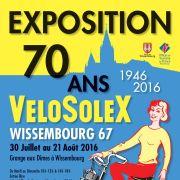 70 ans du VeloSolex