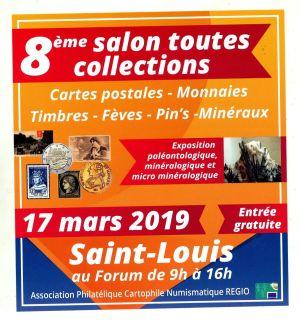 8ème Salon toutes Collections à Saint Louis