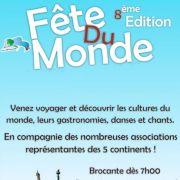 9ème Fête du Monde à Algrange 2018