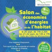 9ème Salon des Economies d\'Energie et de l\'Habitat