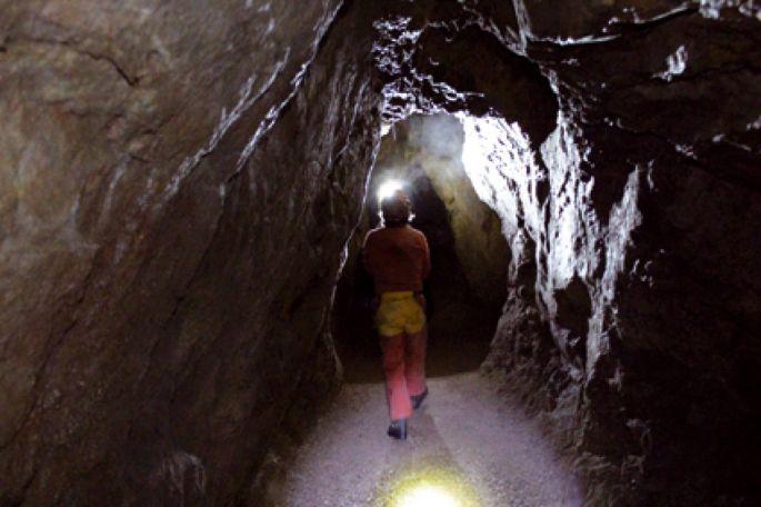 La mine St- Jean Engelsbourg permet à toute la famille de se mettre dans la peau d\'un explorateur