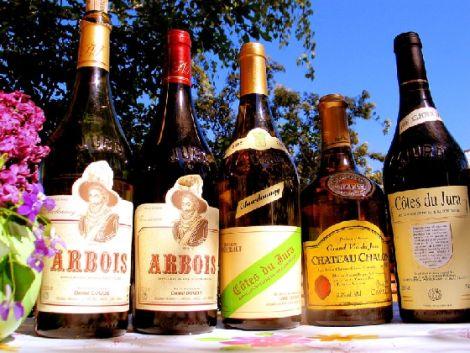 A la découverte des vins du Jura