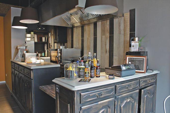 A la Maison, un resto rapide qui sert une cuisine équilibrée