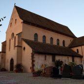 Abbatiale Saint Trophime d'Eschau