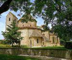 L\'abbatiale d\'Ottmarsheim : joyau roman et petite soeur jumelle d\'Aix-la-Chapelle