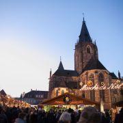 Noël 2020 à Wissembourg : Marché de Noël