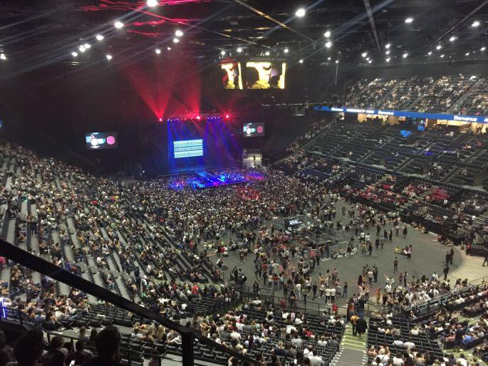 Concert de Britney Spears à l\'Accor Hotel Arena