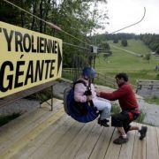 Acro-Park - Ballon d\'Alsace Aventure