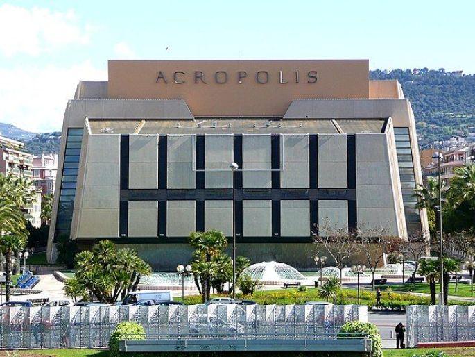 Acropolis de Nice