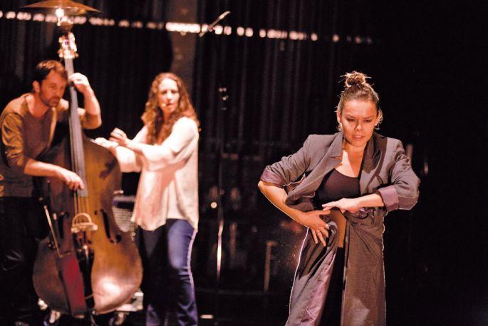 Afectos, un spectacle de flamenco moderne