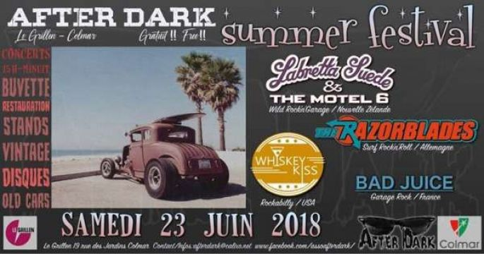After Dark Summer Festival