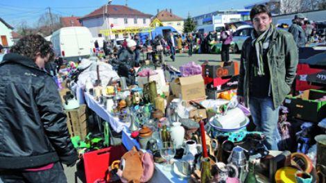 Agenda des bourses et marchés aux puces dans tout le Haut-Rhin