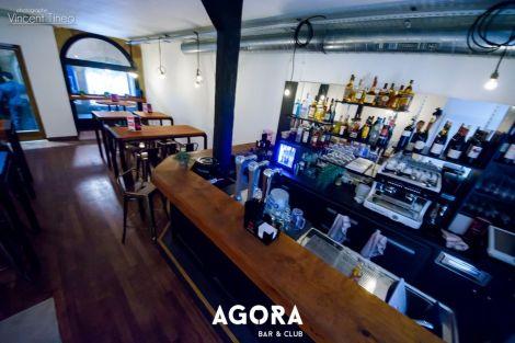 agora bar club concept strasbourg bar et caf. Black Bedroom Furniture Sets. Home Design Ideas