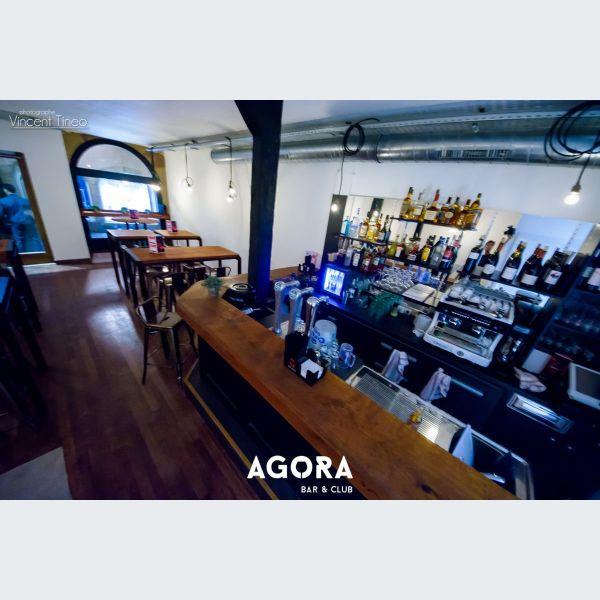 Agora Bar-Club concept Strasbourg - Bar et café