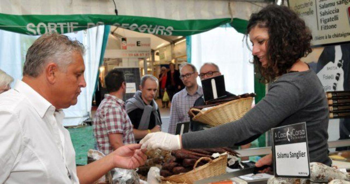 Agrogast festival des terroirs 2017 hagenthal for Salon gastronomie 2017