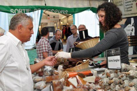 Agrogast : Festival des Terroirs 2015 à Hagenthal