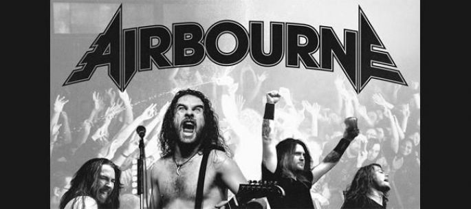 Airbourne // COMPLET