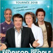 Alain Morisod et les Sweet People - Concerts de Noël en Alsace